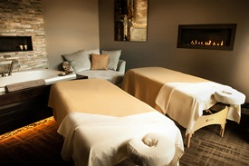 80 Minute Couples Massage + Outdoor Upgrade